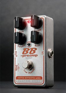 Xotic Xotic BB Preamp MB Custom Shop