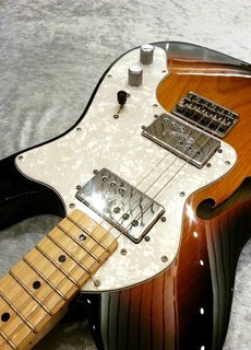 Fender Fender Classic Series '72 Tele Thinline