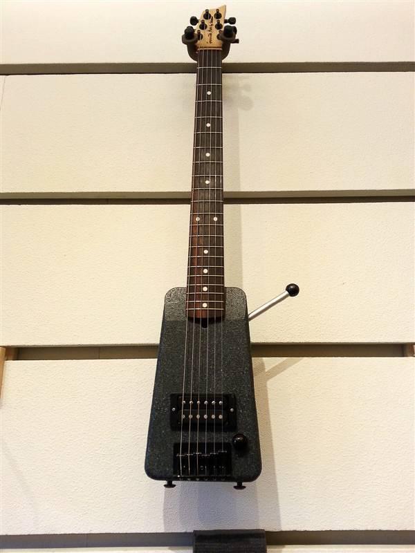 Stevens Custom Guitars Stevens Granite Axe Travel Guitar w/bag