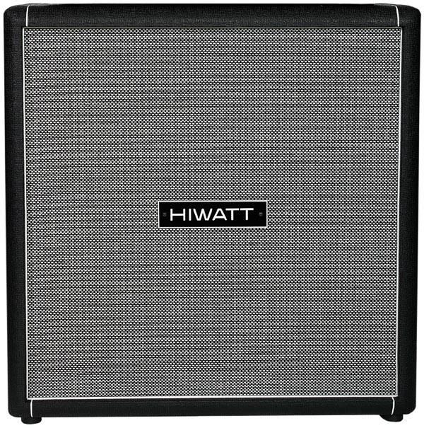 Hiwatt Hiwatt Custom 50 DR504 Head & SE 4123C 4x12 Cab