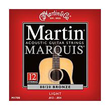 C. F. Martin & Co. Martin Marquis M1700 bronze 12-54 12-string