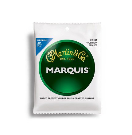 C. F. Martin & Co. Martin Marquis M2200 phosphor bronze 13-56