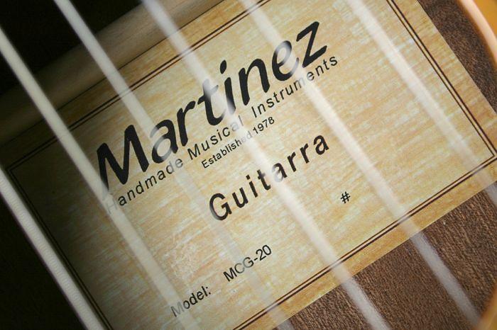 Martinez Martinez MCG-20 S