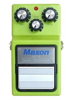 Maxon Maxon SD-9 Sonic Distortion