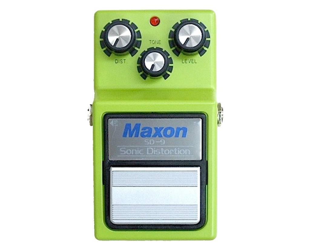 Maxon Maxon SD-9 Sonic Distortion