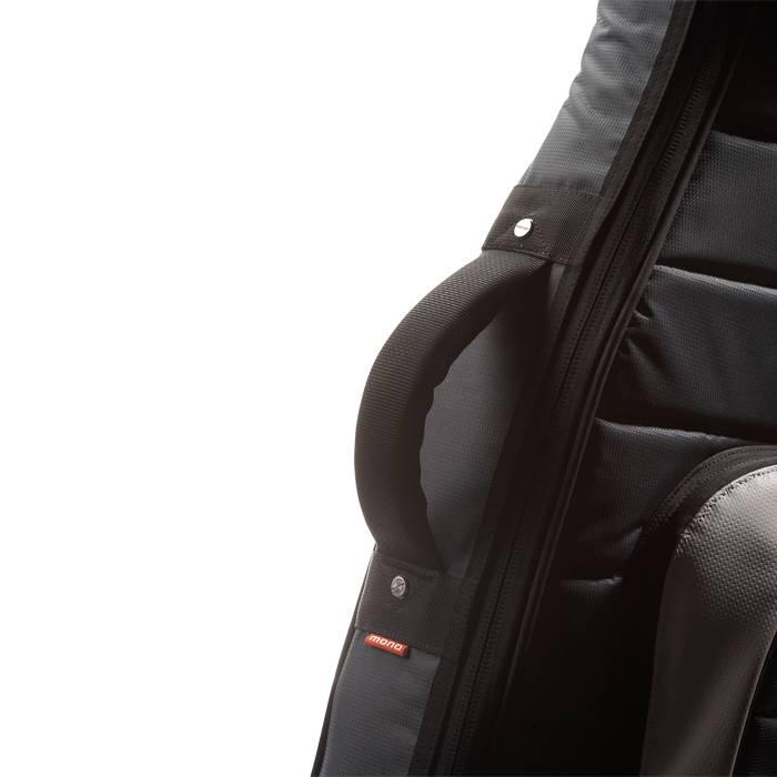 Mono Mono M80 Electric Bass Case Jet Black