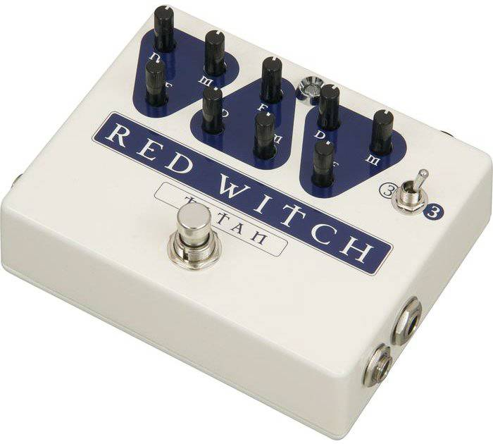 Red Witch Red Witch Titan Delay