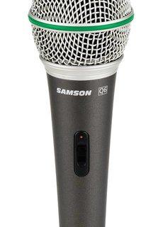 Samson Samson Q6 Dynamic Mic