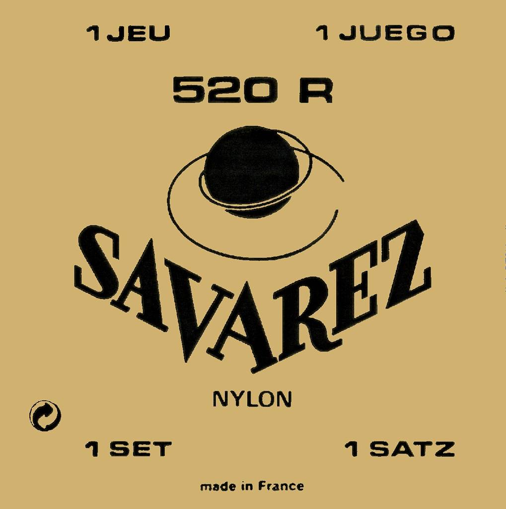 Savarez Savarez 520R Rouge high tension