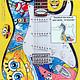Sponge Bob SpongeBob Guitar Facelift for Strat