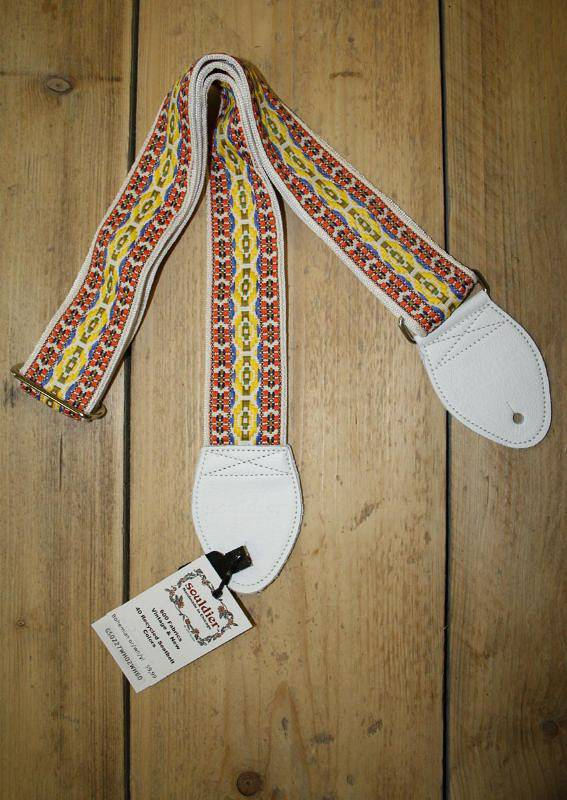 Souldier Straps Souldier Strap Bohemian Orange White Yellow