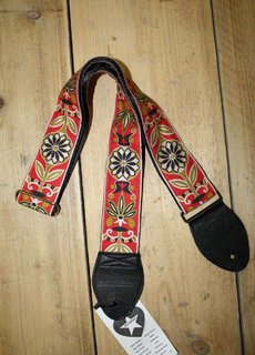Souldier Straps Souldier Straps Daisy Red