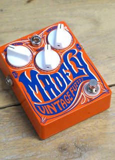 Dr.No Effects Dr.No Madfly Heavy Distortion