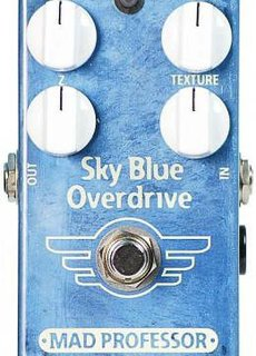 Mad Professor Mad Professor Sky Blue Overdrive Handwired