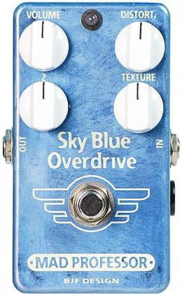 Mad Professor Mad Professor Sky Blue Overdrive Handwired