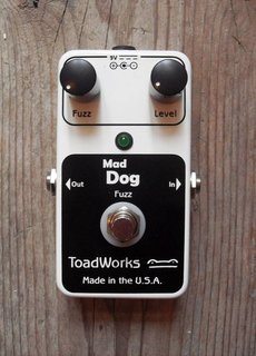 Toadworks Toadworks Mad Dog Fuzz