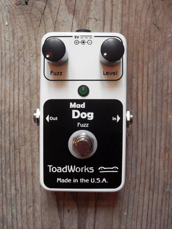 Toadworks Toadworks Mad Dog Fuzz