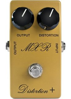 MXR MXR Distortion Plus