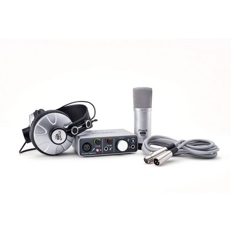 Focusrite Focusrite iTrack Studio Recording Package