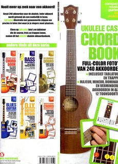 Various Ukelele Chord Book - Illustrated Full Colour