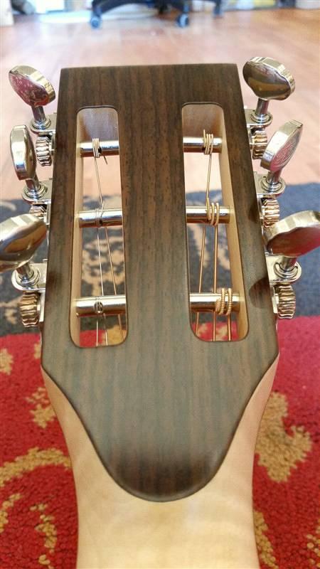 BSG BSG OM16 F Flamed Maple
