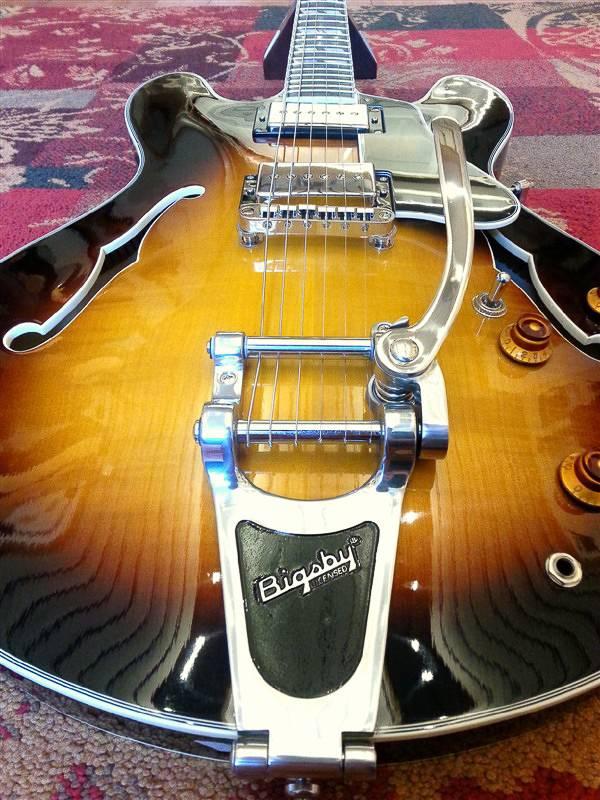 Eastman Eastman T486B Sunburst w/Bigsby SALE