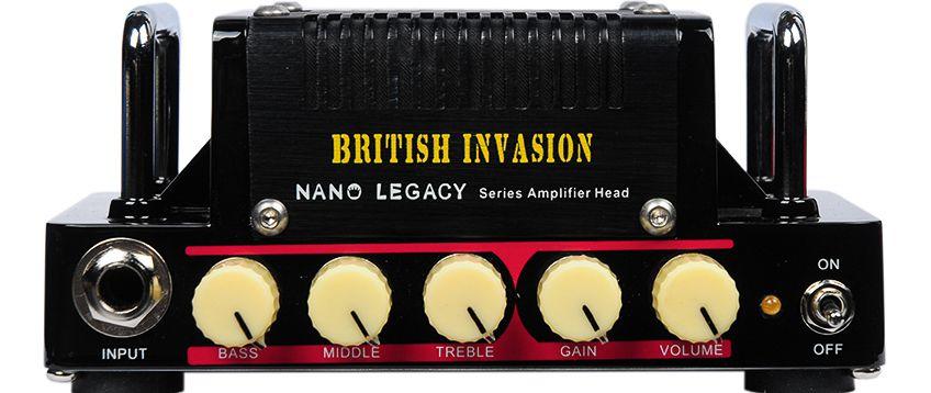 Hotone Hotone Nano Legacy Britsh Invasion