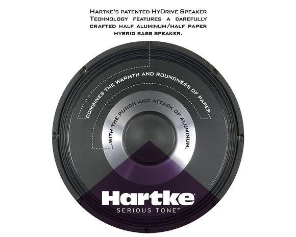 Hartke Hartke HD50 Bass Combo 50 Watt