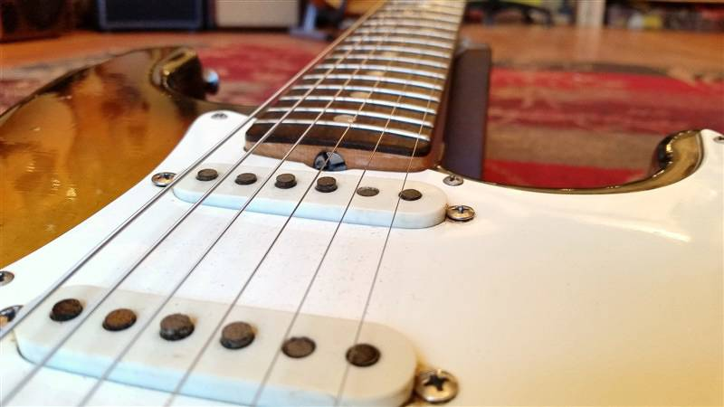 Fender Fender early 1970 Stratocaster w/case