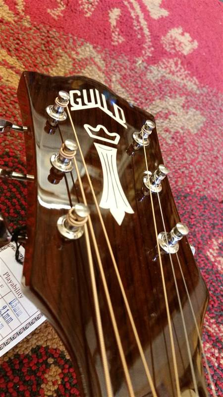 Guild Guild M-140 NAT Westerly Series