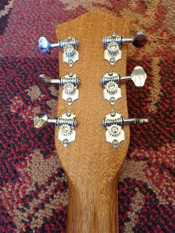 Larson Brothers Larson Prairie State OM 1F Style 1 VS1900