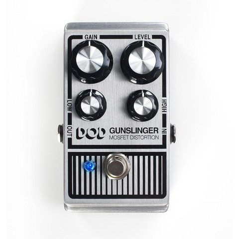 DOD DOD Gunslinger Mosfet Distortion