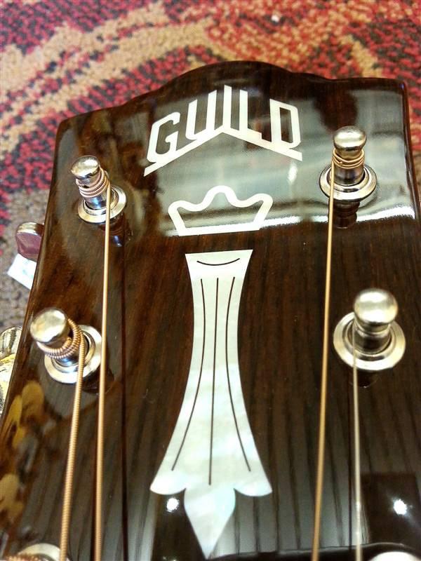 Guild Guild OM-140 NAT Westerly Series