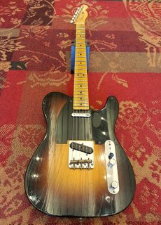 Fender Fender Custom Shop 20th Anniversary Relic Nocaster 2-T Sunburst
