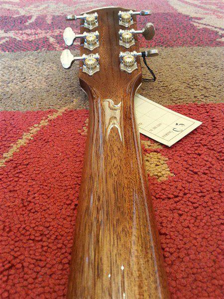 Fender Fender PM-1 Standard Paramount Naturel w/Fishman