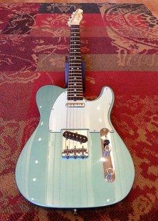 Fender Fender Custom Shop NOS '63 Custom Tele Teal Green