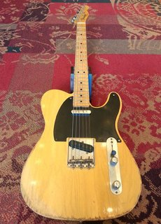 Fender Fender Custom Shop '52 Heavy Relic Tele Ltd.Ed. 2008 Messe