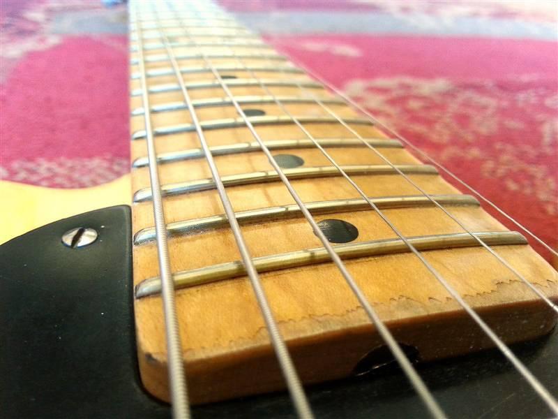 Fender Fender Custom Shop '52 Heavy Relic Tele Ltd.Ed. 2008 Messe