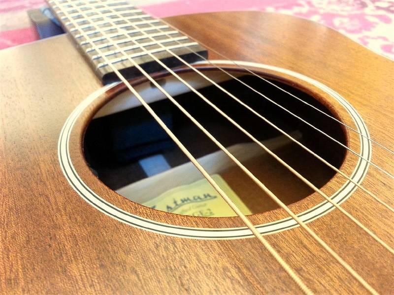 Eastman Eastman ACTG-2E Travel Guitar