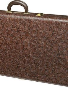 Fender Fender Case Brown Leather Limited Edition