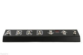 Hughes & Kettner Hughes & Kettner fsm-432 MIDI Footswitch MKii
