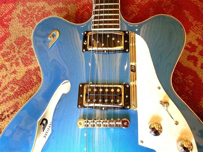 Duesenberg Duesenberg Fullerton Elite Catalina Blue