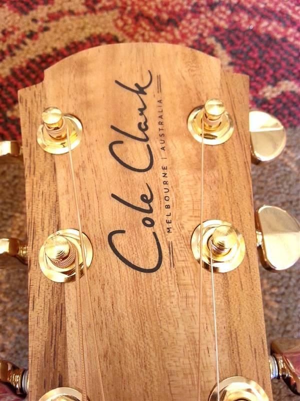Cole Clark Cole Clark CCAN2EC-BLBL