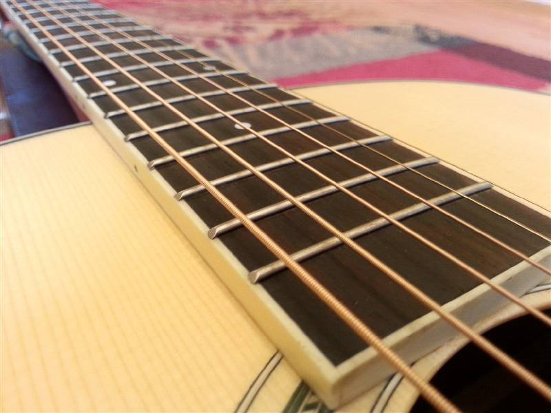 Leho  Leho 000-15 All Solid 000-Model 12-fret