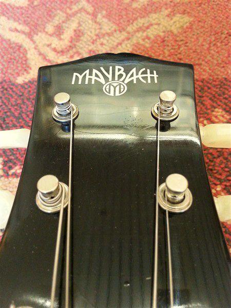 Maybach Maybach Lester Havanna Tobacco '58 Aged