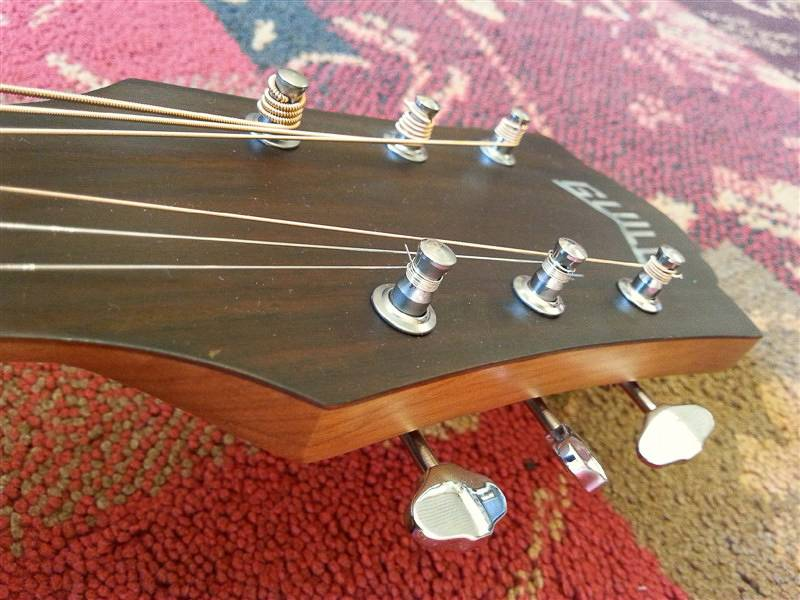 Guild Guild D-240E Arched Back