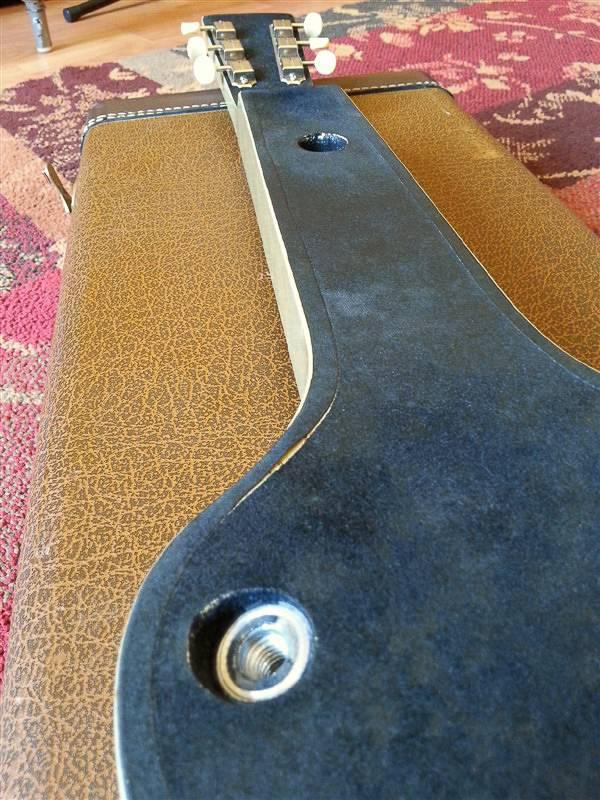 Diversen 1962 Tonemaster Lapsteel USED w/Case