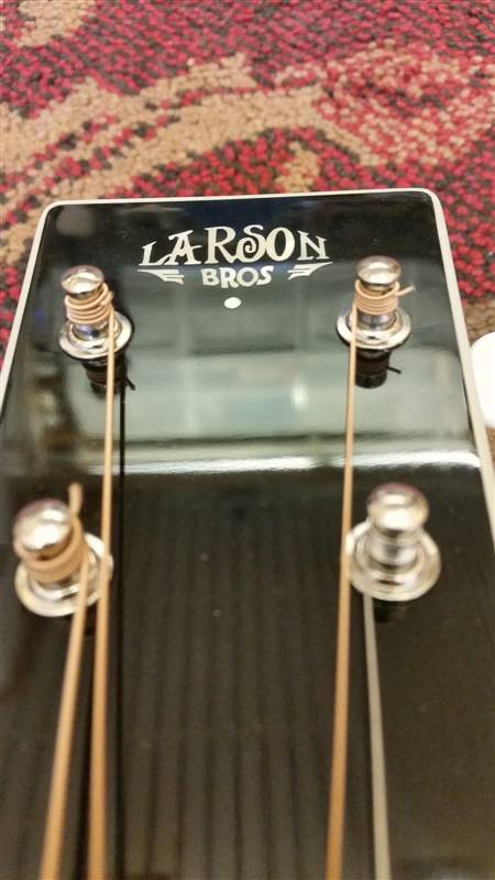 Larson Brothers Larson Bros Standard Stetson 2 w/Case