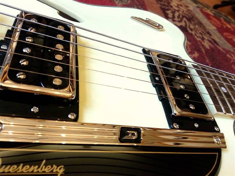 Duesenberg Duesenberg C.C. Fullerton Vintage White w/case