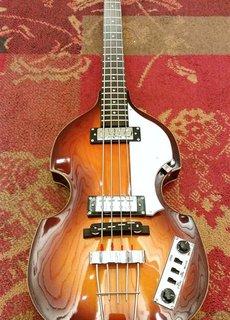 Höfner Höfner Ignition Violin Bass Sunburst